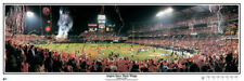 Anaheim Angels 2002 World Series Champions Gm 7 Unframed Panoramic Poster Print