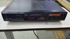 Sony Mds-Je320 Minidisc Player/Recorder -No Remote