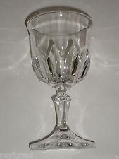 Verre a vin rouge en CRISTAL D'ARQUES modèle CHAUMONT / QUANTITE AU CHOIX !!!!