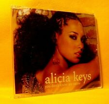 SEALED MAXI Single CD Alicia Keys You Don't Know My Name 3TR 2003 Funk / Soul