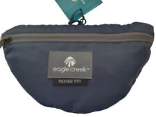 Eagle Creek Packable Tote - Gray - NWT - Free S+H