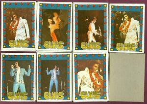 1978 ELVIS PRESLEY CARD MADE & PRINTED IN HOLLAND SEE LIST