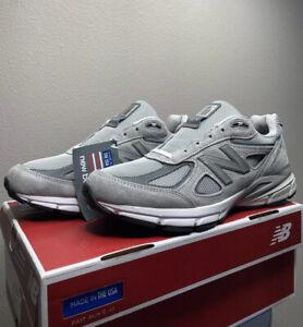 New Balance 990v4 Made In US (M990GL4 / W990GL4 Grey)