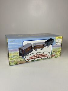 Toby the tram engine includes Henrietta and troublesome truck Vtg 1993 Thomas