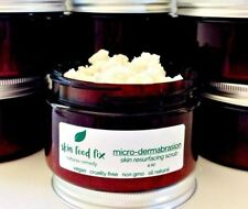 Skin Peel Scrub Microdermabrasion ,Glycolic Acid, Bamboo Powder bead.