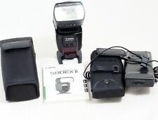 Canon Speedlite 580EX II Hot Shoe Flash Battery Pack t4i t5i t6i 60D 70D 80D 7D