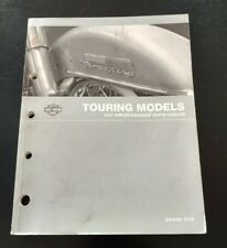 2007 Harley Touring Electra Glide Classic Ultra Custom Parts Manual 99456-07A