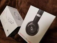 Beats by Dre Studio 2 Wireless Over Ear Headphones Gloss Black New (Box pack).