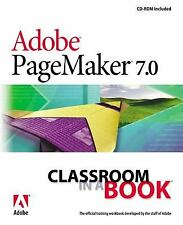 Adobe Pagemaker 7.0 by Adobe Creative Team