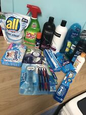 17 items lot: Personal Care-full sizes,-Haircare/ALL LAUNDRY/dental/razor/lotion