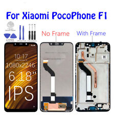 For Xiaomi PocoPhone F1 LCD Display Touch Screen Digitizer Assembly Replacement