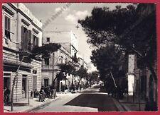 TARANTO CITTÀ 77 Via GALESE Cartolina FOTOGRAFICA