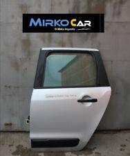 Portiera posteriore sx Citroen C3 PICASSO 2010