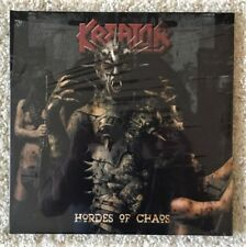 Kreator - Hordes Of Chaos (Limited Edition Gold Vinyl + CD - Only 150 Made)