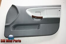 BMW E36 SALOON TOURING RIGHT DOOR CARD HELLGREY NLA 51418229068