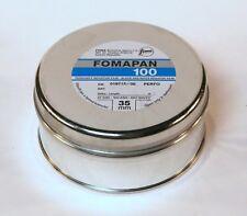 Fomapan 100 ASA 35mm 30.5 metres Bulk Film