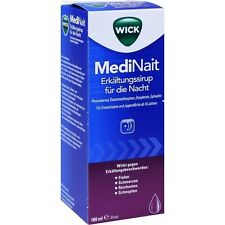 Wick MediNait cold juice for the night 180 ml PZN 1689009