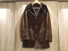 Vintage 1970 Heatona Gents sheepskin coat