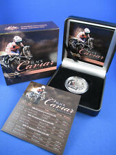 2013 $1 BLACK CAVIAR PERFECTION Silver Proof Coin. SUPERB!!!