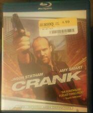 Crank [Blu-ray], Excellent DVD, Jay Xcala, Glenn Howerton, Edi Gathegi, Reno Wil