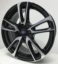 "Kit Completo Cerchi in lega Ford Fiesta KA da 16"" con pneumatici 195/45 R16 new"