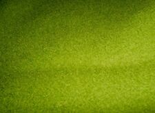 OFFCUT CAMIRA SYNERGY INTEGRATE GREEN WOOL FABRIC 51 CMS X 51 CMS CHARTREUSE