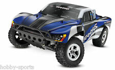 Traxxas Slash 2WD RTR 1/10 TQ 2.4Ghz Short Course RC Race Truck TRA58024