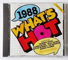 1988 WHATS HOT COMPILATION EMI RECORDS ORIGINAL CD - EXCELLENT USED SCARCE!