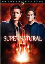 Supernatural: The Complete Fifth Season (DVD,2010)