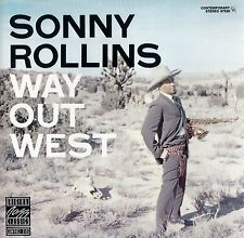 SONNY ROLLINS : WAY OUT WEST / CD - TOP-ZUSTAND