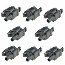 05-14 For Chevrolet GMC 8 PCS IGNITION COILS UF413 12611424 12570616 Q8UCA413