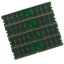 Micron chips 16GB 4X4GB DDR2 PC2-6400 800MHz Desktop Memory Dimm RAM For AMD CPU
