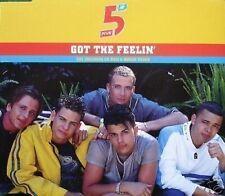Five Got the Feelin' Enhanced CD Single