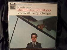Bruno Leonardo Gelber Plays Schumann: Carnaval & Etudes symphoniques