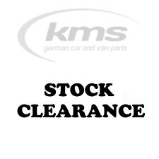 Stock Clearance New FRONT POWER DISC W201 190E 2.6 86-93 TOP KMS QUALITY