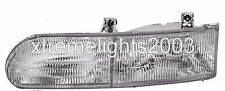 MONACO SAFARI ZANZIBAR 2002 2003 LEFT DRIVER HEADLIGHT HEAD LIGHT FRONT LAMP RV