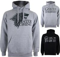 Game of Thrones Men's Hoodies Hoods - Official Licensed - Sizes S-XXL