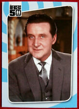 THE AVENGERS 50 Years - Card #03 - JOHN STEED, PATRICK MACNEE - Unstoppable 2012