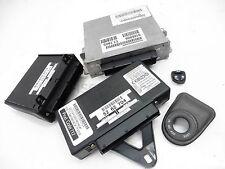 SAAB 93 9-3 2.0 T AERO PETROL ECU TWICE TRANSPONDER SET 5166806 263116 5262704