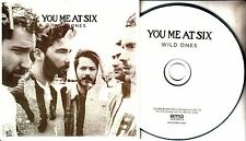 YOU ME AT SIX Wild Ones 2014 UK 1-track promo CD