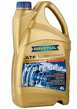 RAVENOL M 9-FE ATF Transmission Fluid Mercedes MB 236.15 Approved ATF 7134 F 4L