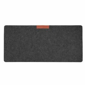 Large PC Mouse Wool Pad Computer Desk Mat Office Table Keyboard Laptop Gamer