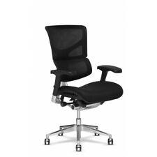 X3 Atr Management Office Chair Black With Memory Foam No Headrest