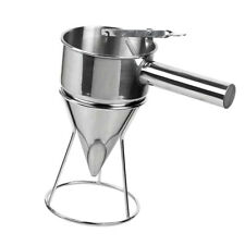 Confectionery Funnel Stainless Steel With Stand