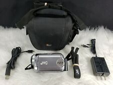 JVC Everio GZ-MG21 20GB HDD Digital Media Camcorder, Bundle