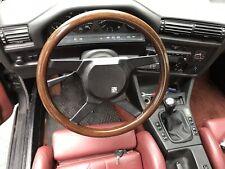 BMW E30 325i ALPINA B12 HOLZLENKRAD SPORTLENKRAD M TECHNIK MOMO