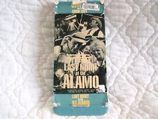 LAST NIGHT AT THE ALAMO VHS BIG BOX TEXAS HONKY TONK BAR SALOON ACTION DRAMA B&W