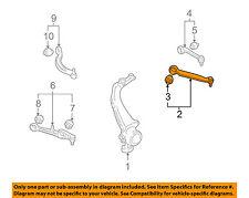 AUDI OEM 2011 S6 Front Suspension-Upper Link 4E0407506F