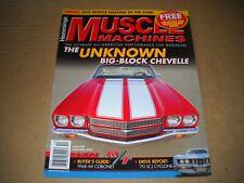 Hemmings Muscle Machines - December 2010 -1970 Chevelle, 1968/1969 Dodge Coronet