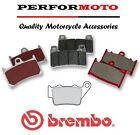 Brembo Carbon Ceramic Rear Brake Pads Husqvarna 610 SM 05>